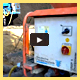 processing of special shotcrete with mixing pump UMP1